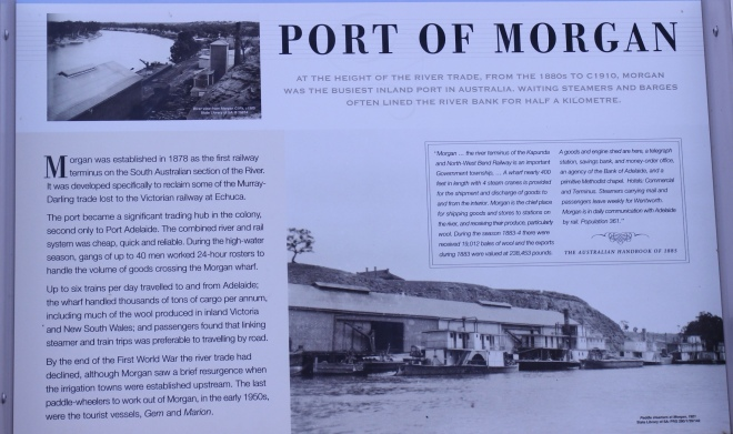 Port Of Morgan
