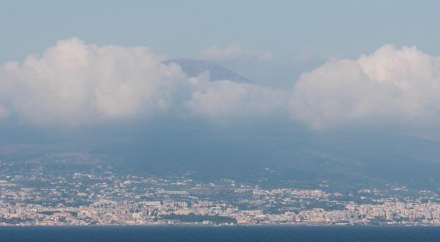 Naples Mt Vesuvius